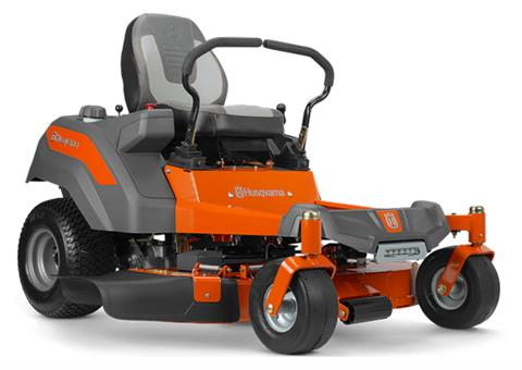 2019 Husqvarna Power Equipment Z254F 54 in. Kohler Zero Turn Mower in Bigfork, Minnesota
