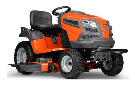 2019 Husqvarna Power Equipment LGT48DXL Lawn Tractor Kohler in Francis Creek, Wisconsin