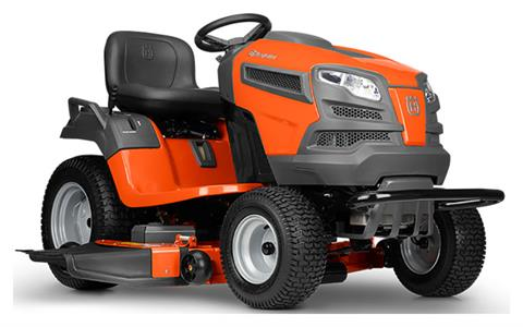 2019 Husqvarna Power Equipment LGT48DXL Lawn Tractor Kohler in Saint Johnsbury, Vermont