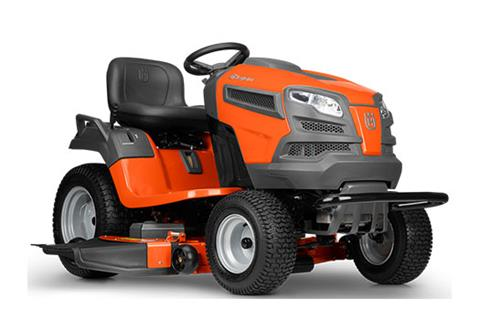 2019 Husqvarna Power Equipment LGT54DXL Lawn Tractor Kohler in Saint Johnsbury, Vermont