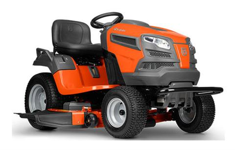 2019 Husqvarna Power Equipment LGT54DXL Lawn Tractor Kohler in Chillicothe, Missouri