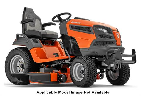 2019 Husqvarna Power Equipment TS 348D Lawn Tractor Kohler in Saint Johnsbury, Vermont