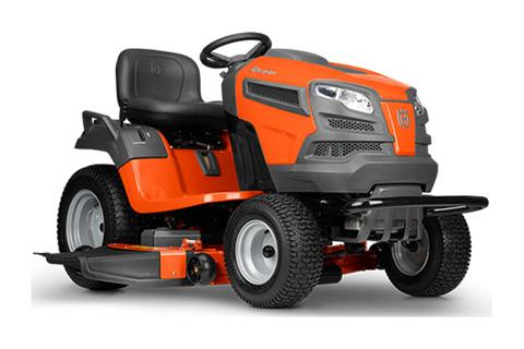 2019 Husqvarna Power Equipment YT42DXL Lawn Tractor Kohler in Soldotna, Alaska