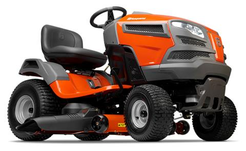 2019 Husqvarna Power Equipment YTH20K42 Lawn Tractors Kohler in Gaylord, Michigan