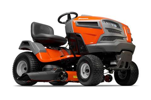 2019 Husqvarna Power Equipment YTH24K48 Lawn Tractor Kohler in Fairview, Utah