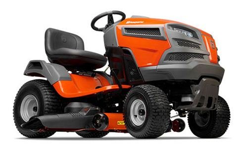 2019 Husqvarna Power Equipment YTH24K48 Lawn Tractor Kohler in Gaylord, Michigan