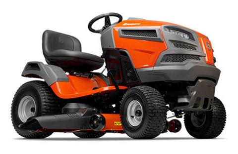2019 Husqvarna Power Equipment YTH24K54 54 in. Kohler 7000 Series 24 hp in Berlin, New Hampshire