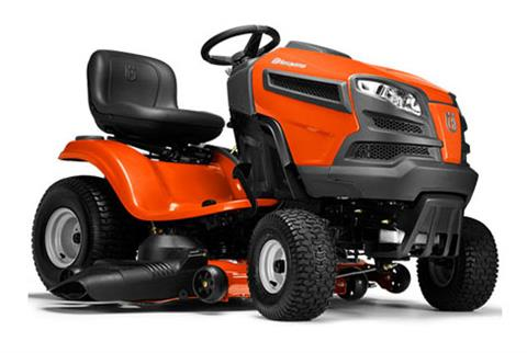 2019 Husqvarna Power Equipment YTH24V48 48 in. Briggs & Stratton 24 hp in Speculator, New York