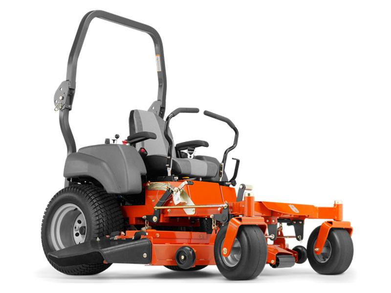 2019 Husqvarna Power Equipment M-ZT 52 in. Kawasaki Zero Turn Mower in Terre Haute, Indiana