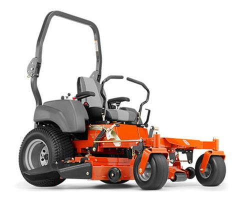 2019 Husqvarna Power Equipment M-ZT 52 in. Kohler Zero Turn Mower in Soldotna, Alaska