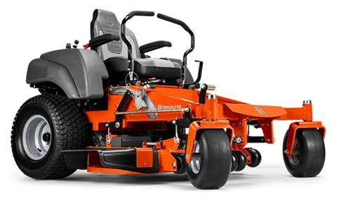 2019 Husqvarna Power Equipment MZ48 48 in. Kohler Zero Turn Mower in Gaylord, Michigan