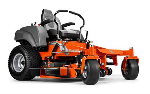 2019 Husqvarna Power Equipment MZ48 48 in. Kohler Carb Zero Turn Mower in Bigfork, Minnesota
