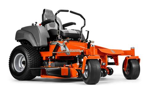 2019 Husqvarna Power Equipment MZ54 54 in. Kohler Zero Turn Mower in Soldotna, Alaska