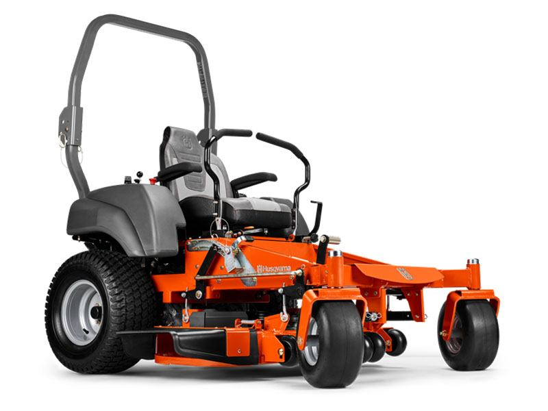 2019 Husqvarna Power Equipment MZ61 61 in. Kawasaki Zero Turn Mower in Gaylord, Michigan