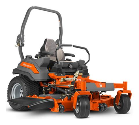 2019 Husqvarna Power Equipment Z572X Zero-Turn Mower Kawasaki in Lacombe, Louisiana