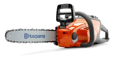 Husqvarna Power Equipment 120i 14 in. bar Chainsaw kit in Barre, Massachusetts