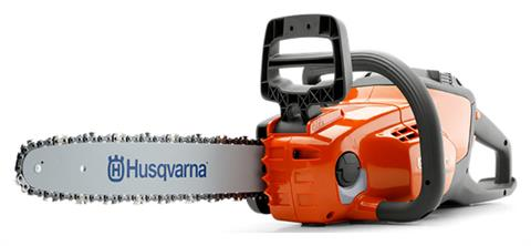 2019 Husqvarna Power Equipment 120i 14 in. bar Chainsaw in Hancock, Wisconsin