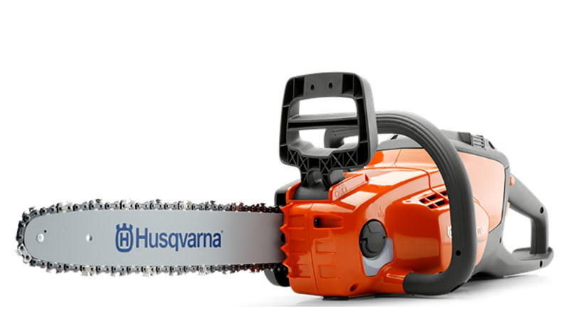 Husqvarna Power Equipment 120i 14 in. bar Chainsaw in Berlin, New Hampshire