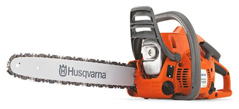 2019 Husqvarna Power Equipment 120 Mark II 16 in. bar Chainsaw in Hancock, Wisconsin