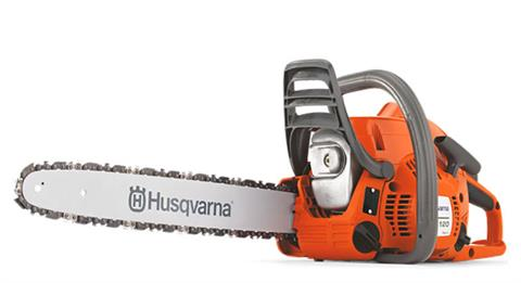 Husqvarna Power Equipment 120 Mark II 16 in. bar Chainsaw in Hancock, Wisconsin
