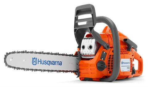 Husqvarna Power Equipment 135 Chainsaw in Barre, Massachusetts