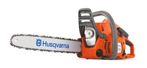 Husqvarna Power Equipment 240 16 in. bar Chainsaw in Barre, Massachusetts