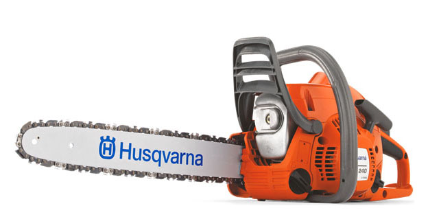 Husqvarna Power Equipment 240 16 in. bar Chainsaw in Berlin, New Hampshire