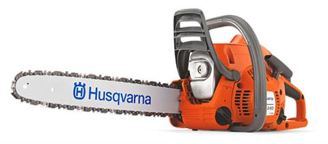 Husqvarna Power Equipment 240 2-pack Chainsaw in Saint Johnsbury, Vermont