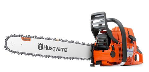 Husqvarna Power Equipment 390 XP 20 in. bar Chainsaw in Berlin, New Hampshire