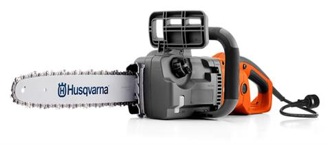 Husqvarna Power Equipment 414EL 16 in. bar Chainsaw in Gaylord, Michigan