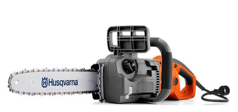 Husqvarna Power Equipment 414EL 16 in. bar Chainsaw in Berlin, New Hampshire
