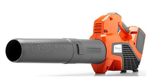 Husqvarna Power Equipment 436Li B Battery powered Leaf Blower in Barre, Massachusetts
