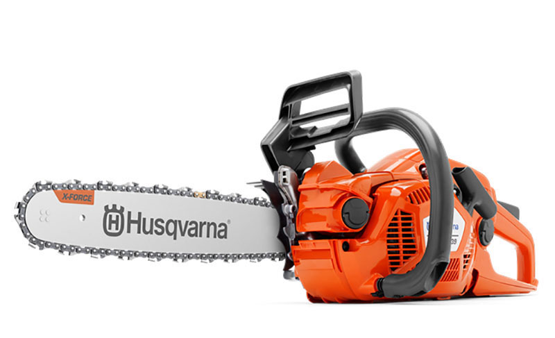 Husqvarna Power Equipment 439 12 in. bar Chainsaw in Berlin, New Hampshire