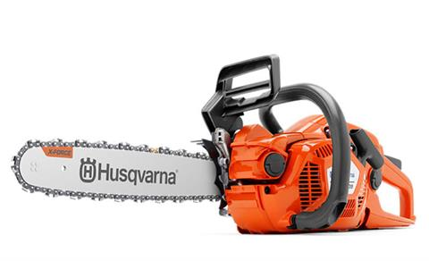 Husqvarna Power Equipment 439 12 in. bar Chainsaw in Hancock, Wisconsin