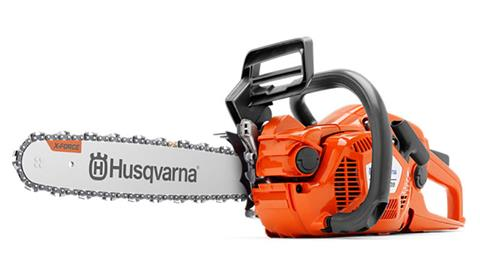 Husqvarna Power Equipment 439 14 in. bar Chainsaw in Berlin, New Hampshire