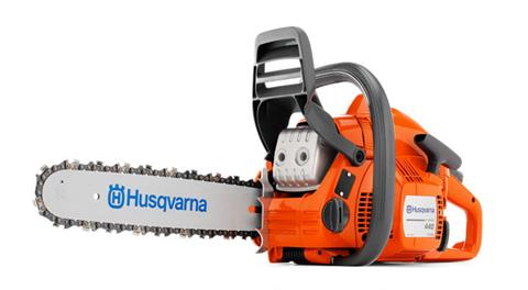 Husqvarna Power Equipment 440 18 in. bar Chainsaw in Saint Johnsbury, Vermont
