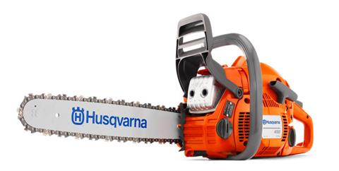 2019 Husqvarna Power Equipment 450 20 in. bar Assembled Chainsaw in Bigfork, Minnesota
