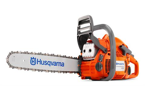 Husqvarna Power Equipment 450 20 in. bar Assembled Chainsaw in Hancock, Wisconsin