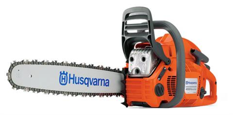 2019 Husqvarna Power Equipment 455R 20 in. Chainsaw in Berlin, New Hampshire