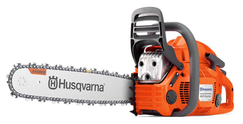 Husqvarna Power Equipment 460 Rancher 18 in. bar 0.050 ga. Chainsaw in Bigfork, Minnesota