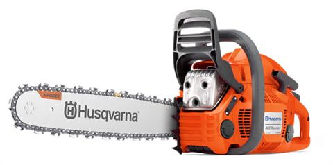 Husqvarna Power Equipment 460 Rancher 18 in. bar 0.058 ga. Chainsaw in Saint Johnsbury, Vermont
