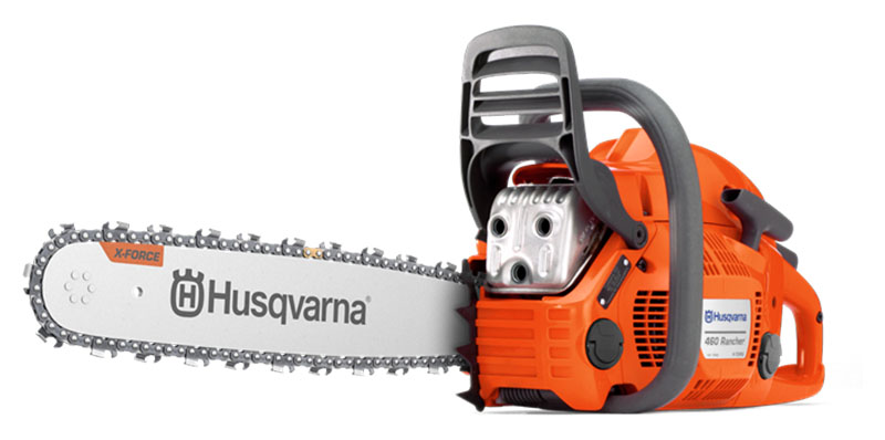 2019 Husqvarna Power Equipment 460 Rancher 18 in. bar Chainsaw in Lacombe, Louisiana