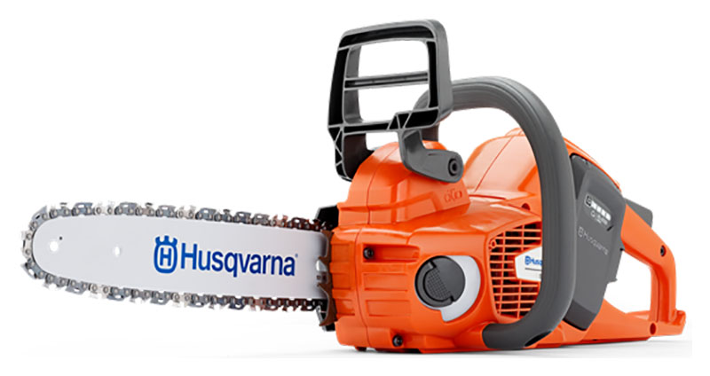 Husqvarna Power Equipment 535i XP 14 in. bar Battery powered Chainsaw in Berlin, New Hampshire