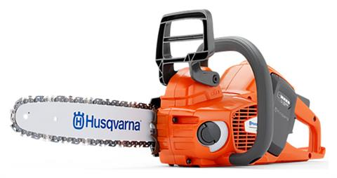 Husqvarna Power Equipment 535i XP 14 in. bar Battery powered Chainsaw in Hancock, Wisconsin