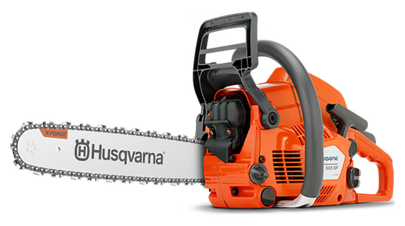 Husqvarna Power Equipment 543 XP 18 in. bar Chainsaw in Berlin, New Hampshire
