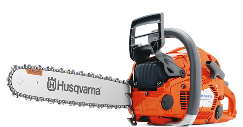 Husqvarna Power Equipment 555 20 in. bar in Saint Johnsbury, Vermont