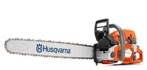 Husqvarna Power Equipment 572 XP 24 in. bar 0.058 ga. Chainsaw in Berlin, New Hampshire