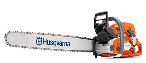 Husqvarna Power Equipment 572 XP 24 in. bar Chainsaw in Berlin, New Hampshire