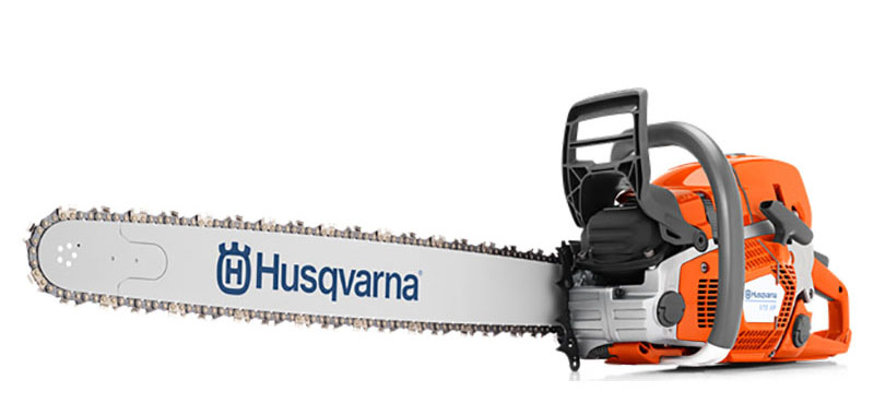 Husqvarna Power Equipment 572 XP G 24 in. bar Chainsaw in Berlin, New Hampshire