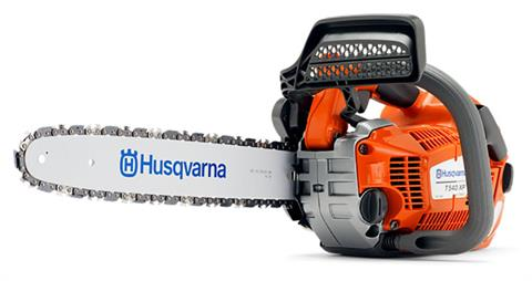 Husqvarna Power Equipment T540 XP 14 in. bar Chainsaw in Francis Creek, Wisconsin